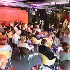 Akkordeon Café Dortmund, Foto: Schaper